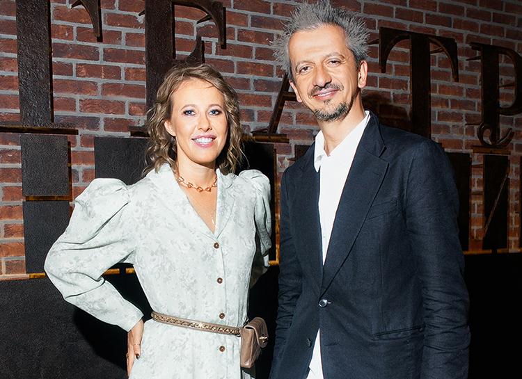 Сколько зарабатывает Ксения Собчак и ее муж?