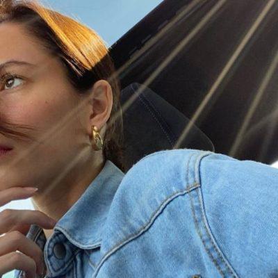 Диана Пожарская показала свою фигуру после родов
