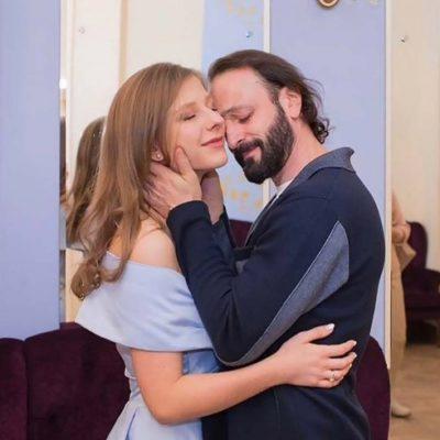Илья Авербух и Лиза Арзамасова стали родителями