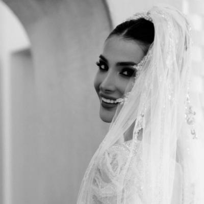 Тата Блюменкранц опубликовала фото в свадебном платье