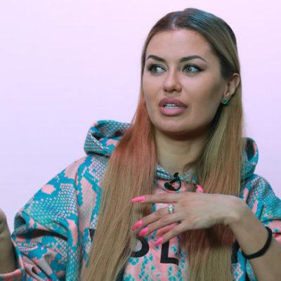 Виктория Боня начала скандал на съемках из-за еды