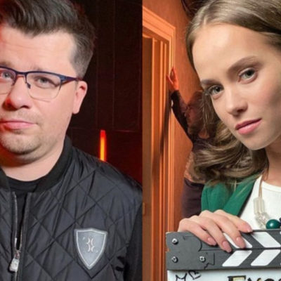 Гарик Харламов вышел в свет с новой избранницей