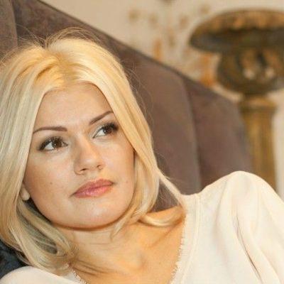 Ирина Круг в первый раз показала внучку